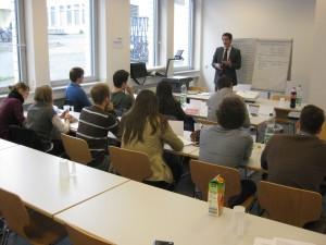 Fallstudienworkshop mit P3